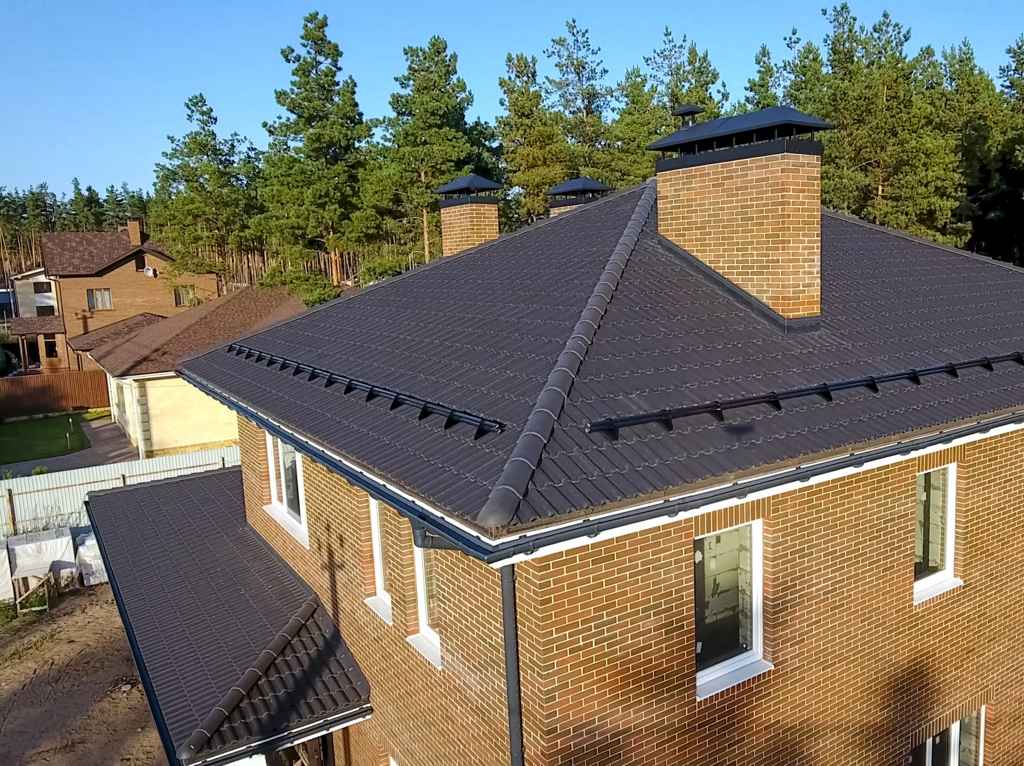 tile roof shingle tile roof installation synthetic ceramic tile roofing st louis missouri